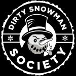Dirty Snowman Society Logo